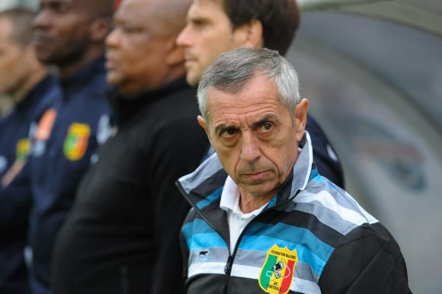 Depuis 2004, il entraîne des sélections nationales : Géorgie, Gabon, Sénégal et aujourd'hui Mali