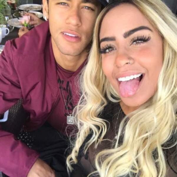 Avec sa petite soeur Rafaella, Neymar partage une relation fusionnelle