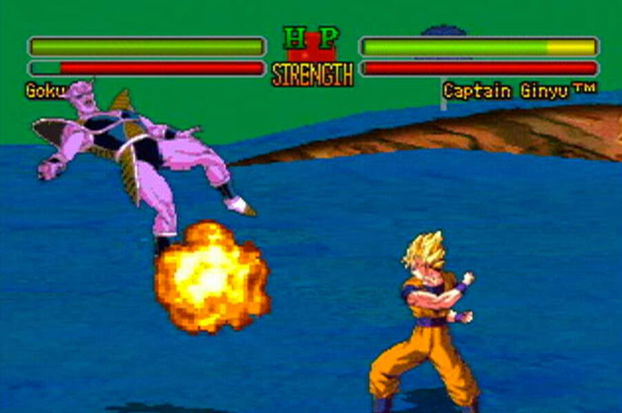 Dragon Ball Z: Ultimate Battle 22 (1995-1996 - PlayStation)