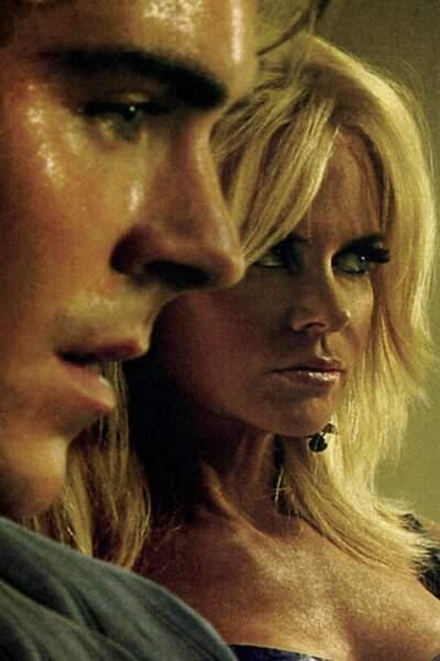Dans Paperboy, la très sexy Nicole Kidman urine sur Zac Efron. Et ça, on ne le voyait pas sur Disney Channel !
