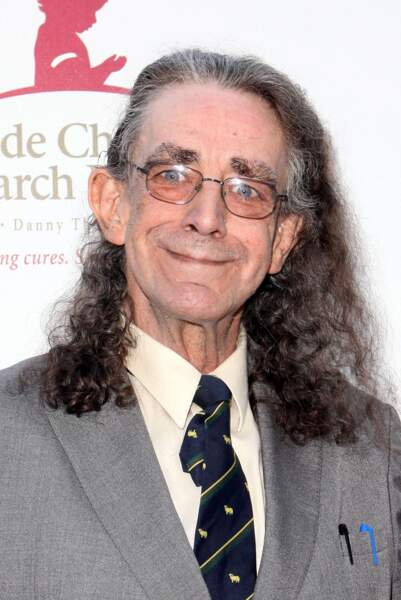 Peter Mayhew, connected people