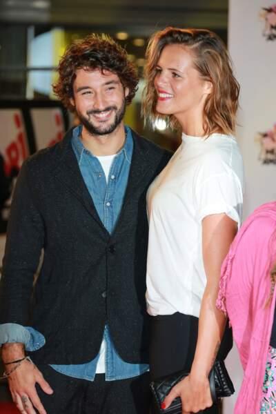 Jeremy Frérot et Laure Manaudou aux NRJ Music Awards 2015