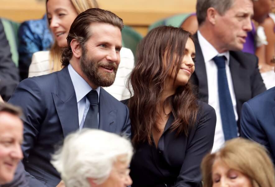 Bradley Cooper et Irina Shayk vont bientôt fonder une famille. MàJ : elle a donné naissance en avril