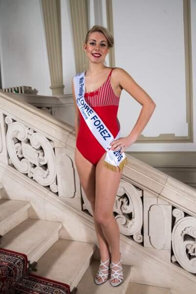 Miss Prestige Loire Forez, Ophélie Luceron