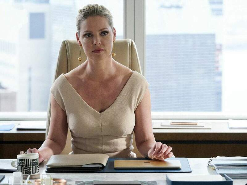 Elle a désormais intégré le casting de Suits : avocats sur mesure, à partir de la saison 8