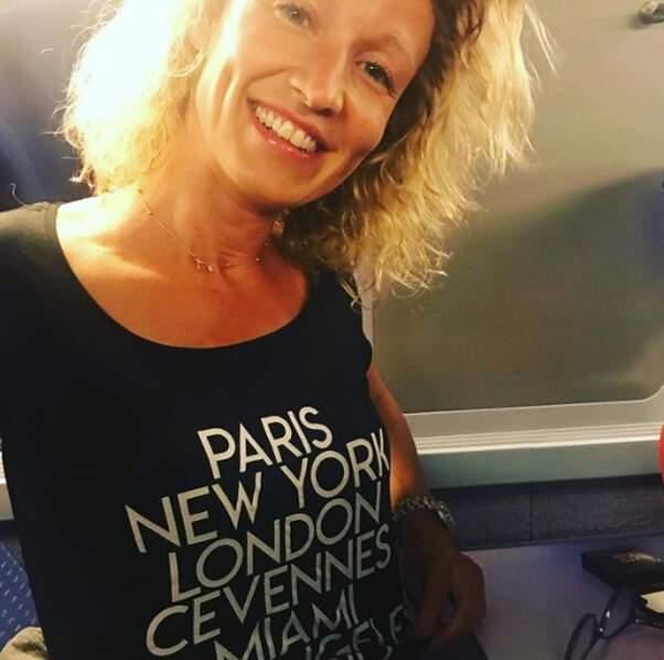 Et c'est vrai que, pour lui, on pourrait aller à Paris, New York, Londres, dans les Cévennes ou même à Miami.