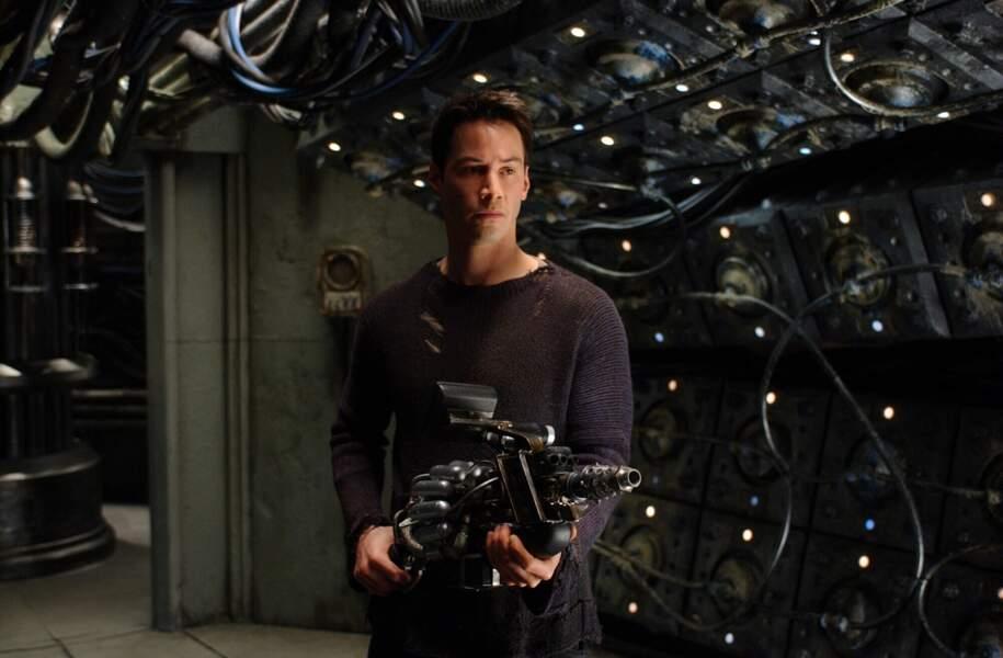 Keanu Reeves ne plaisante pas :/