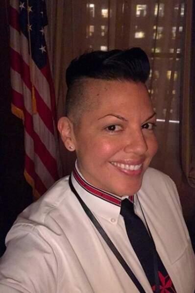 Elle a joué dans Madam Secretary et ayant récemment fait son coming-out, elle s'engage pour la communauté LGBT