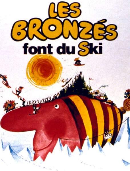 Il s'agit des Bronzés font du ski