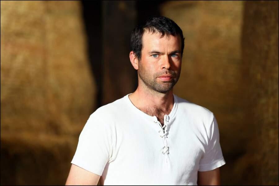 Nicolas, 33 ans, éleveur de vaches laitières.