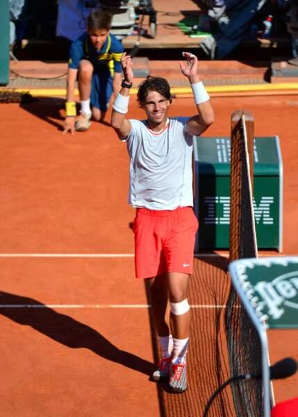 Nadal accède à la finale après 4h38 de jeu