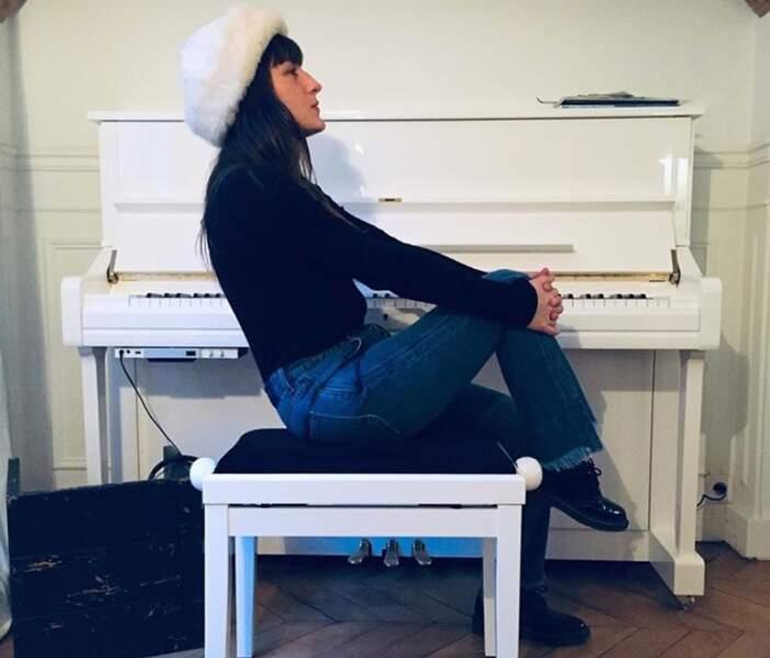 Que vous soyez au piano ou au boulot, prière de rester bien couverts.