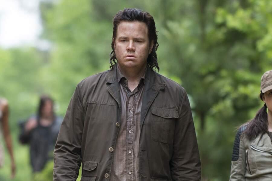 Eugène (alias Josh McDermitt) dans la série The Walking Dead
