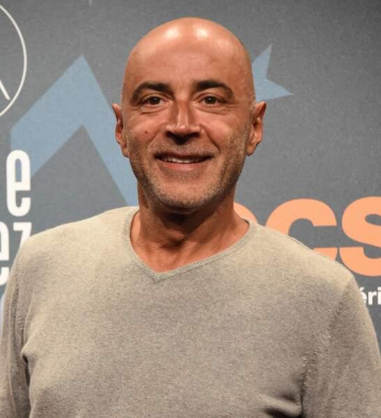 L'humoriste-acteur Patrick Bosso