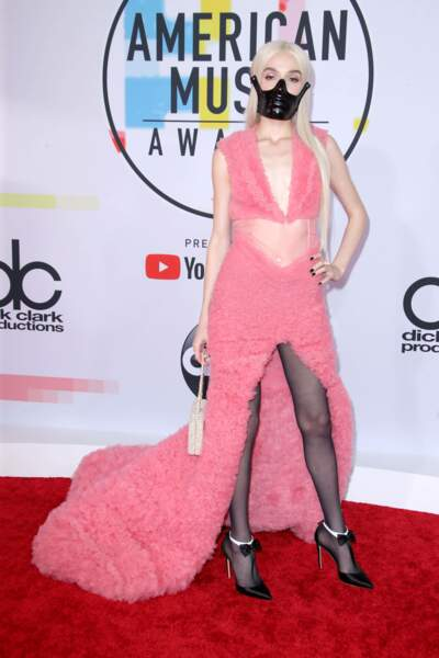 La chanteuse Poppy façon Mad Max