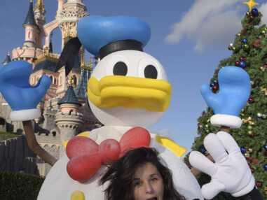 Disneyland Paris : les stars fêtent Noel