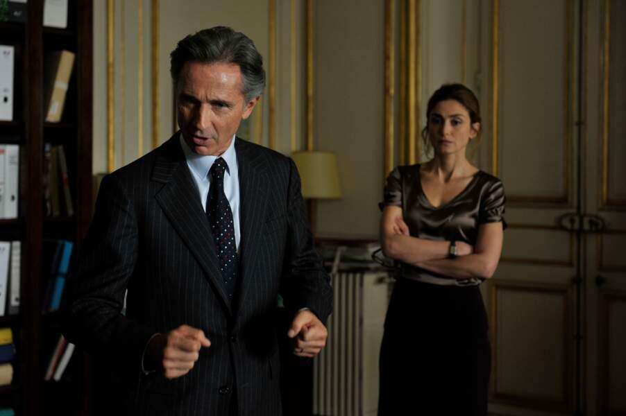 Dans Quai d'Orsay, Thierry Lhermitte excelle en ministre des Affaires étrangères truculent et beau parleur