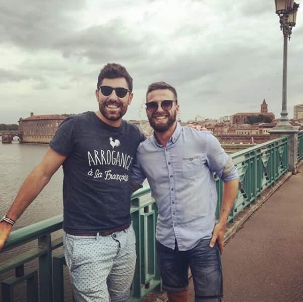 Les deux grands copains du jeu, Vincent et Corentin, ont fêté les 1 an de leur rencontre