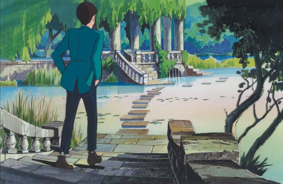 Le château de Cagliostro (1979) : Déjà, Miyazaki nous séduit par la beauté des décors
