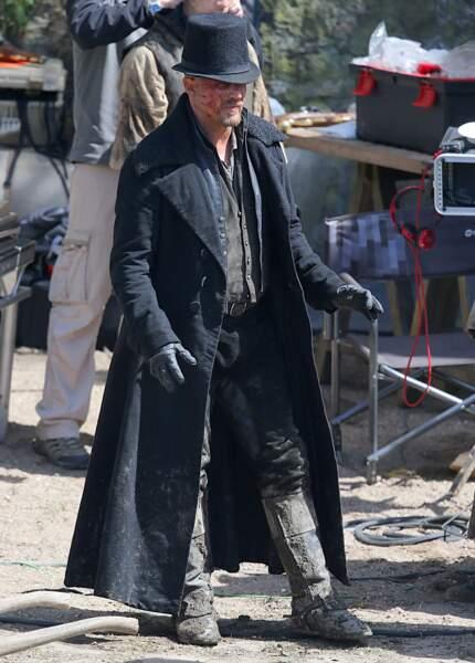 Récemment, Tom Hardy a produit et joué dans une série de FX et BBC One, Taboo