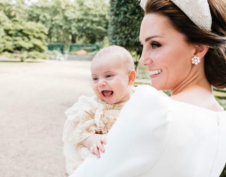 Louis Arthur Charles, le 3e royal baby d'Angleterre, a vu le jour le 23 avril 2018. Il fait la joie de sa maman