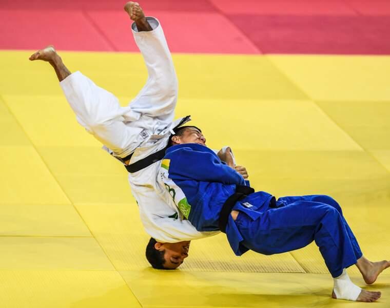 ... Les judokas aussi