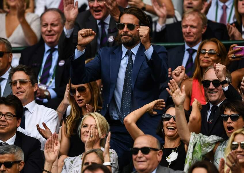 Bradley Cooper est à fond !