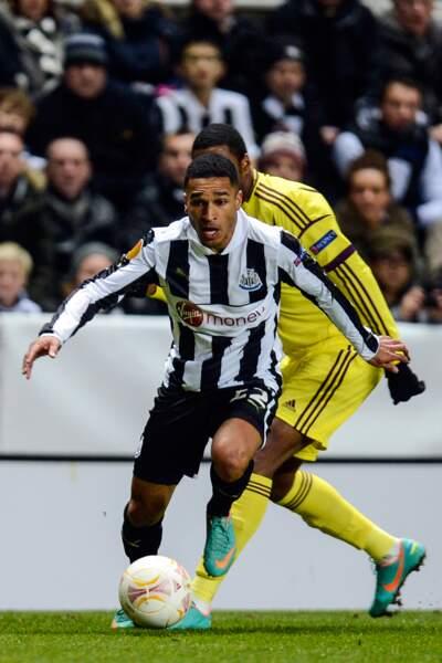 Après une année d'intérim à Guingamp, Sylvain Marveaux est de retour à Newcastle ou il a déjà évolué trois saisons