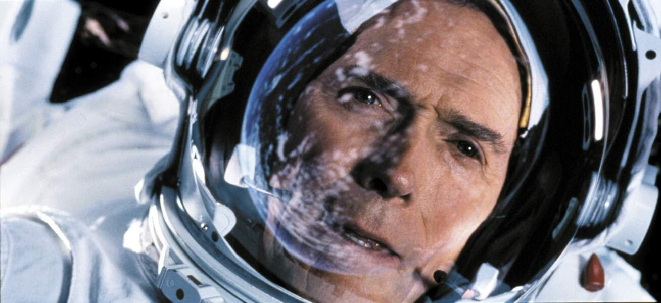En 2000, Clint Eastwood est sur orbite dans Space Cowboys