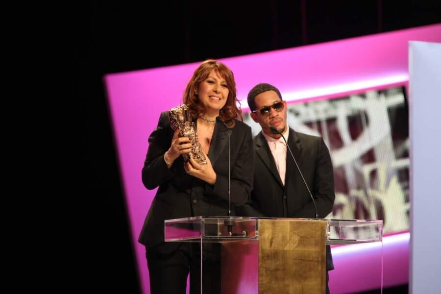 Joey Starr et Valérie Benguigui