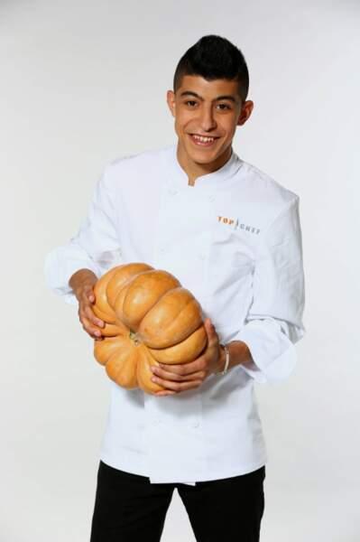 Mohammed Si ABDELKADER, candidat de Top Chef 5