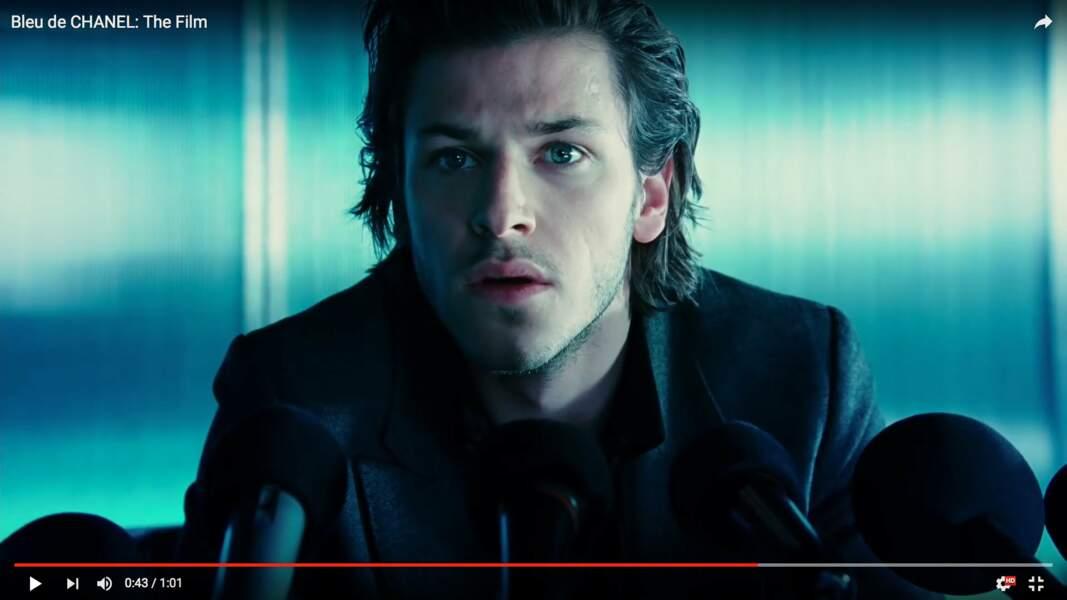L'acteur tourne en 2010 un spot publicitaire pour la marque Chanel avec Martin Scorsese