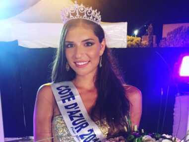Miss France : découvrez la sublime Miss Côte d'Azur 2017, Julia Sidi Atman