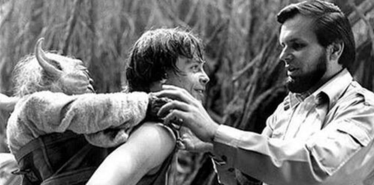 Mais quelle feignasse ce maître Yoda !