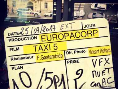 Taxi 5 : entrez dans les coulisses du tournage du film de Franck Gastambide... (PHOTOS)