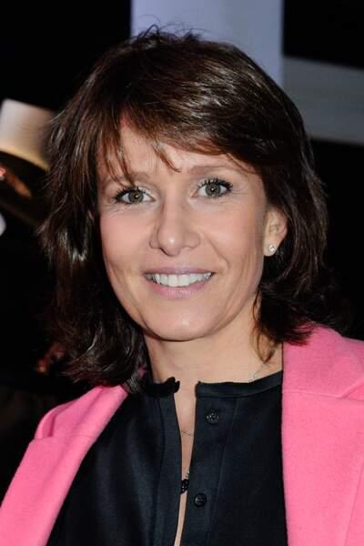 Carole Rousseau est elle aussi tombée enceinte à 45 ans, et de jumeaux : Vittorio et Luchino !