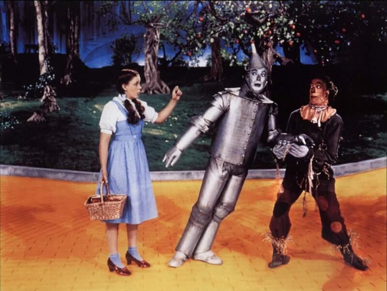 Pas de doute, c'est bien Dorothy du Magicien d'Oz !