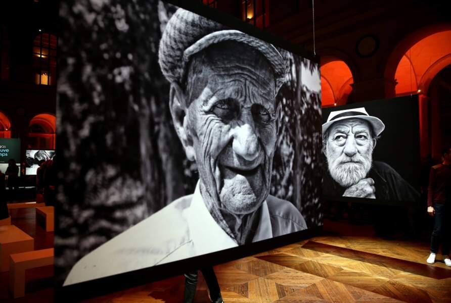 Présentées dans la salle de la Corbeille, ces photos seront exposées sur les grilles du Palais.