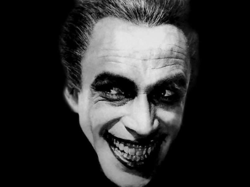 C'est le sourire de Conrad Veidt qui aurait inspiré Bob Kane, créateur de la BD Batman, pour le personnage du Joker