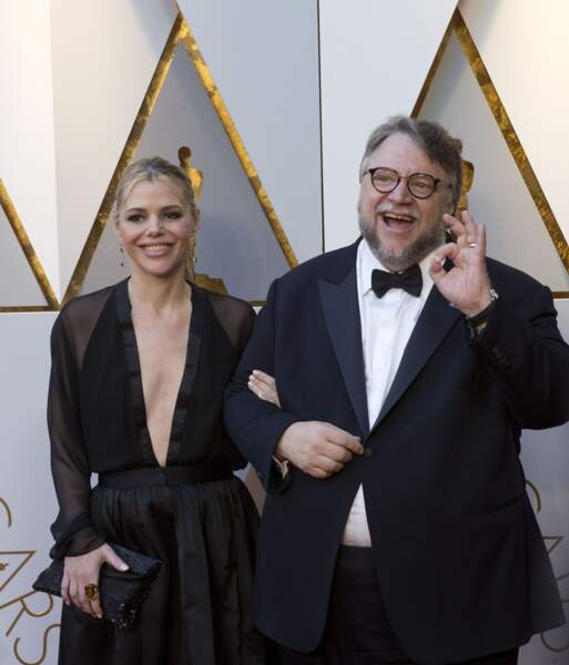 Guillermo Del Toro, grand vainqueur de la soirée : Meilleur réalisateur et Meilleur film, entre autres récompenses