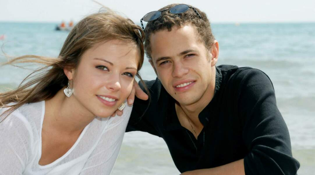 Dounia Coesens (Johanna) a flirté quelques mois avec Ambroise Michel (Rudy) sur le tournage de PBLV...
