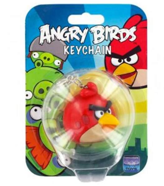 Porte-clés Angry Birds