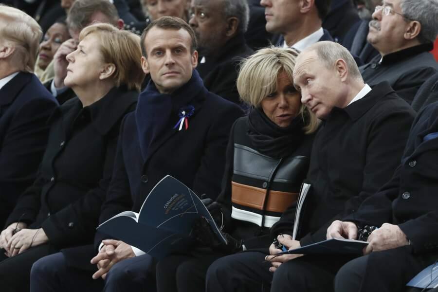 Brigitte, la femme qui murmurait à l'oreille de Poutine