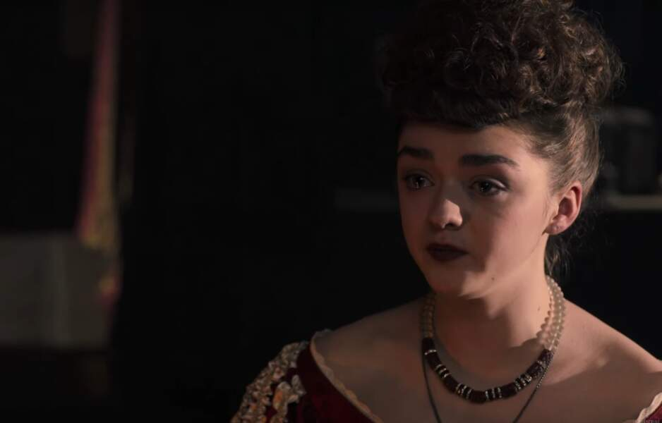 La voilà transformée dans Doctor Who (saison 9)