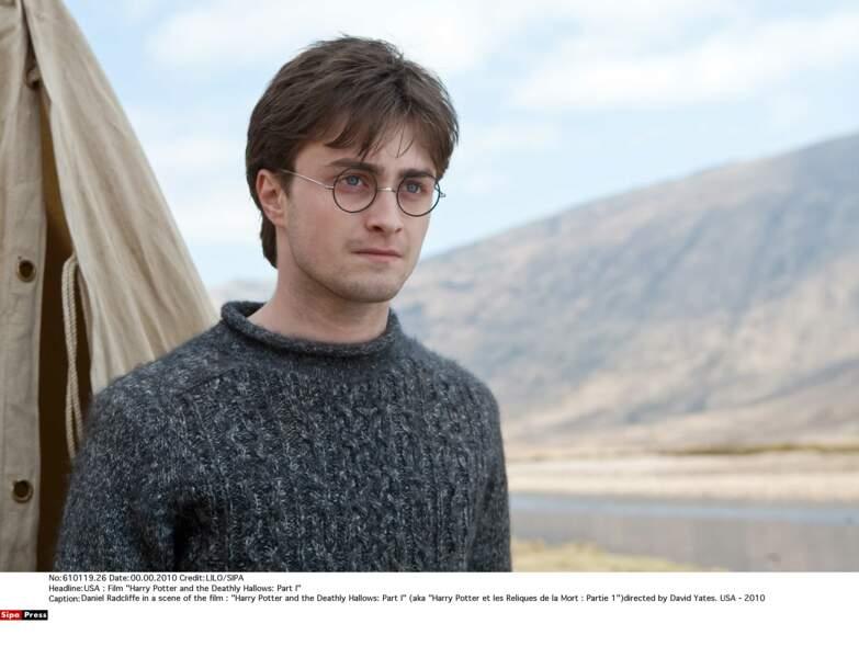 Daniel Radcliffe s'apprête à dire au-revoir au personnage qui l'a révélé au monde