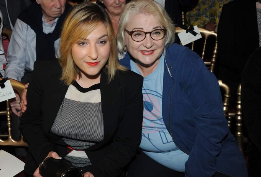 Marilou Berry et Josiane Balasko forment aussi un joli duo.