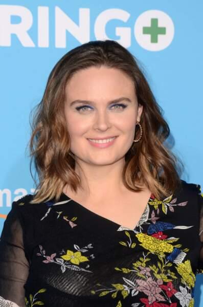 Depuis la fin de la série, l'actrice a fait une voix dans Les Simpson et a joué dans Animal Kingdom