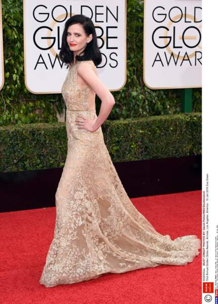 Eva Green encore plus sexy que sa maman Marlène Jobert