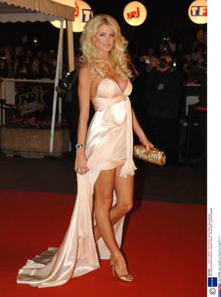 ... ou Victoria Silvstedt en 2007.