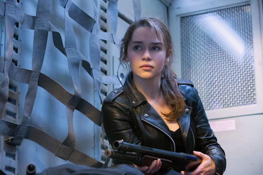 Et aussi dans Terminator Genisys. On la verra en 2018 dans le spin-off de Star Wars sur la jeunesse de Han Solo !